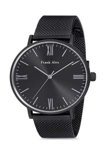 Frank Alex Saat Siyah